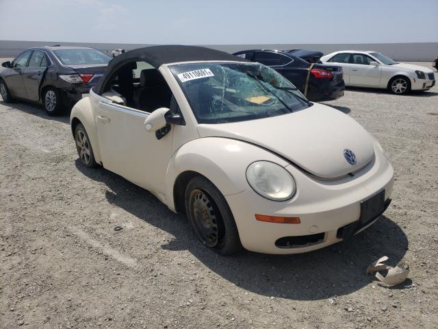 Volkswagen Vehiculos salvage en venta: 2006 Volkswagen New Beetle