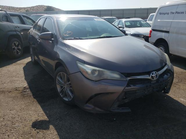 Salvage cars for sale from Copart Albuquerque, NM: 2015 Toyota Camry LE