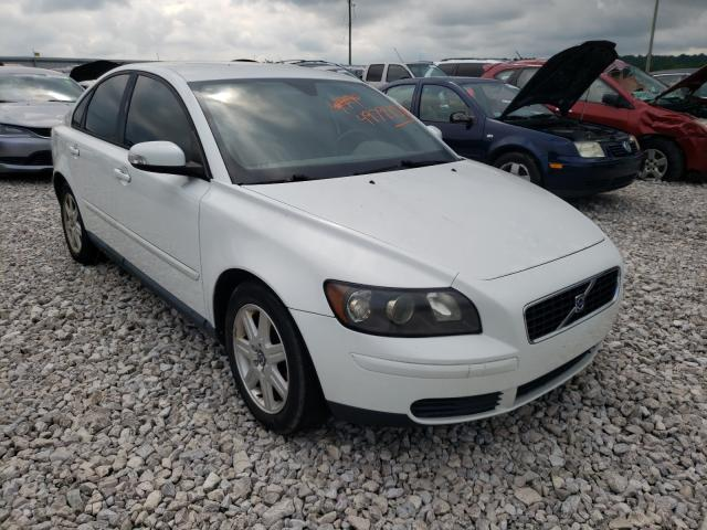 Salvage cars for sale from Copart Lawrenceburg, KY: 2007 Volvo S40 2.4I