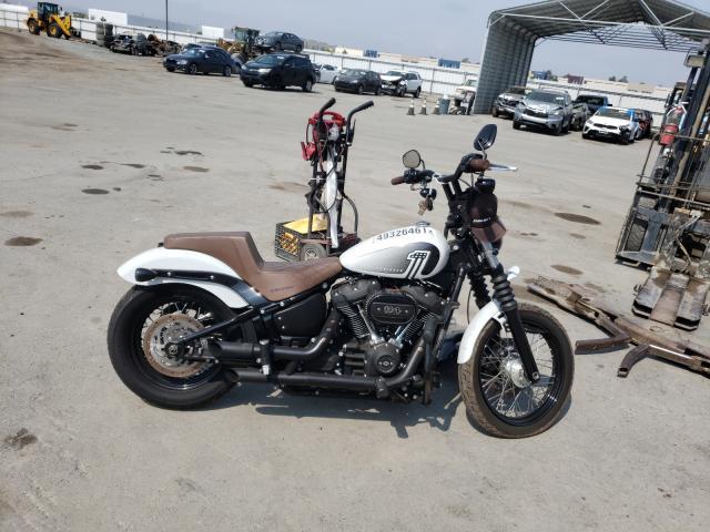 Harley-Davidson salvage cars for sale: 2021 Harley-Davidson Fxbbs