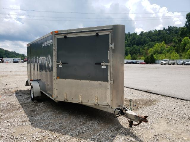 Salvage cars for sale from Copart Hurricane, WV: 2005 Rene Trailer