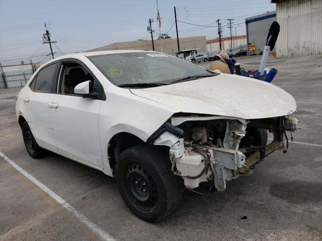 Vehiculos salvage en venta de Copart Sun Valley, CA: 2016 Toyota Corolla L