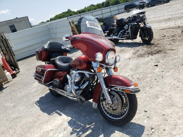 Salvage motorcycles for sale at Prairie Grove, AR auction: 2009 Harley-Davidson Flhtc