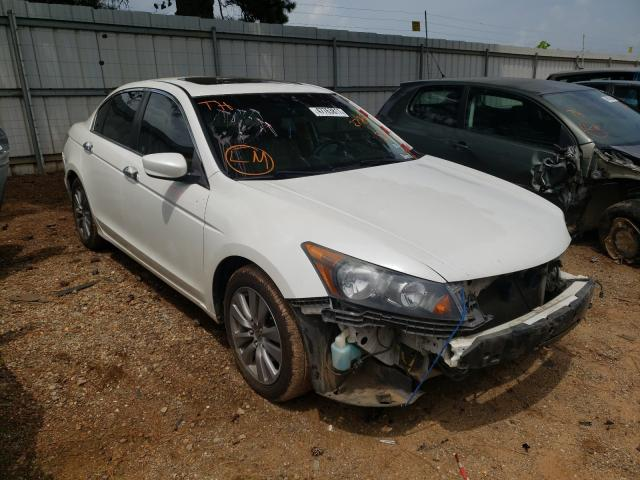 Salvage cars for sale from Copart Longview, TX: 2011 Honda Accord EXL
