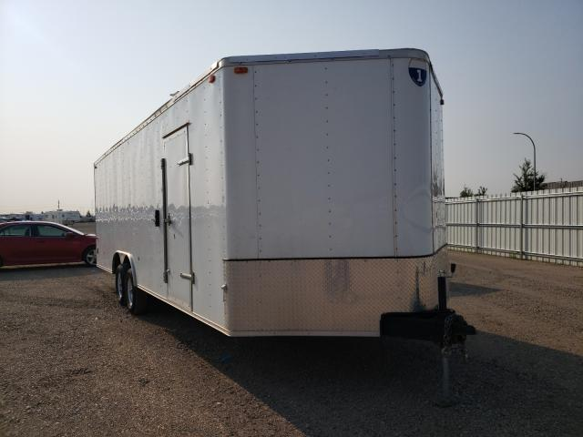 Salvage cars for sale from Copart Bismarck, ND: 2012 Interstate Trailer