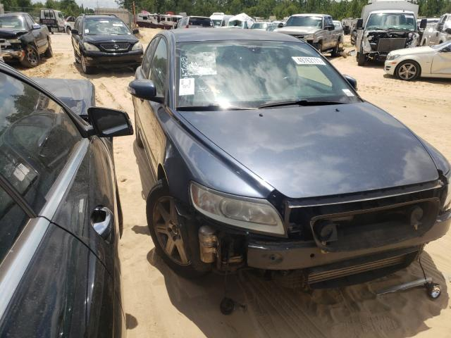 Salvage cars for sale from Copart Gaston, SC: 2011 Volvo S40 T5