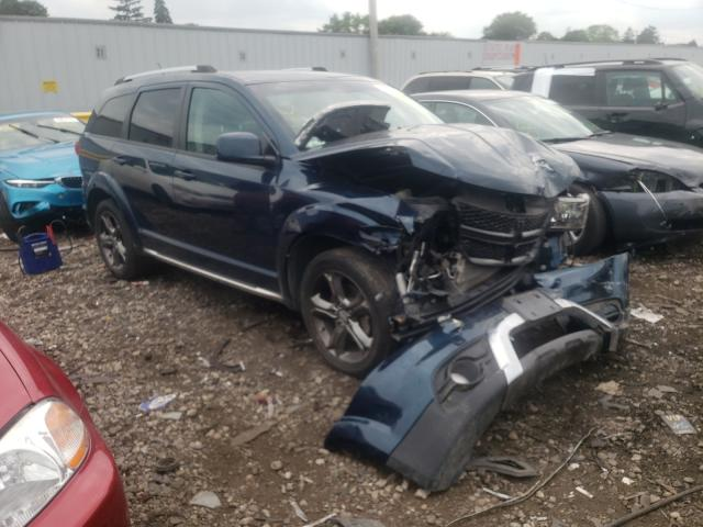 Vehiculos salvage en venta de Copart Cudahy, WI: 2015 Dodge Journey CR