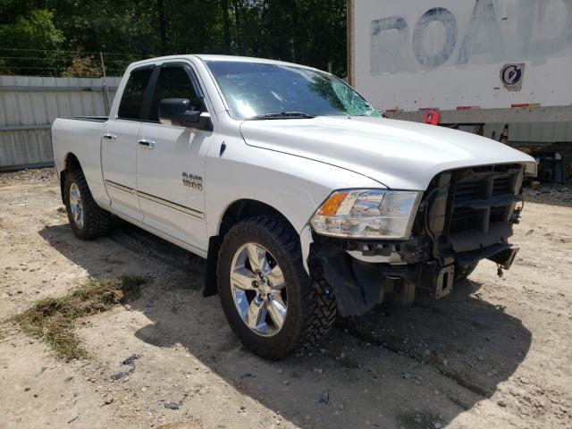 Salvage cars for sale from Copart Midway, FL: 2017 Dodge RAM 1500 SLT