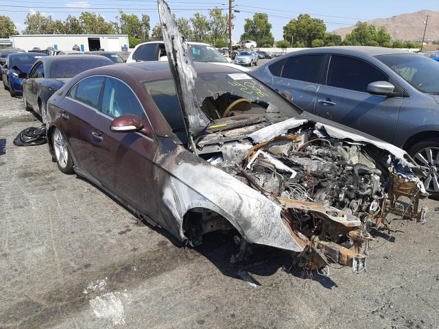 Vehiculos salvage en venta de Copart Colton, CA: 2007 Mercedes-Benz CLS 550