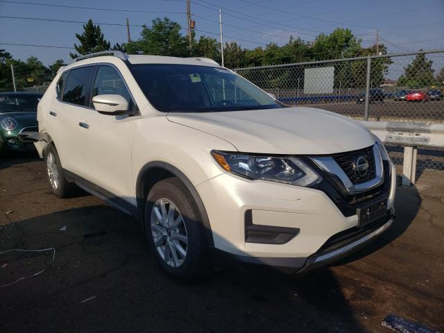 Salvage cars for sale from Copart Denver, CO: 2018 Nissan Rogue S