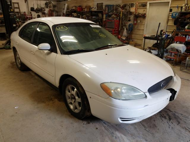 Salvage cars for sale from Copart Billings, MT: 2004 Ford Taurus SE