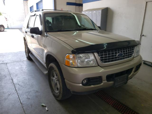 Salvage cars for sale from Copart Pasco, WA: 2004 Ford Explorer X
