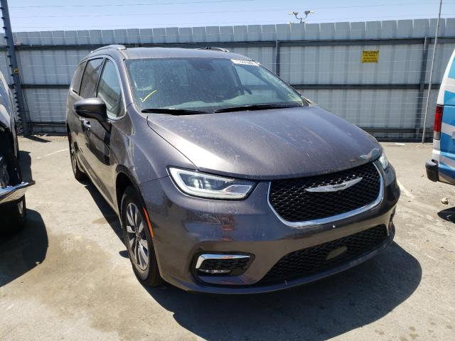 Salvage 2021 CHRYSLER PACIFICA - Small image. Lot 50223771