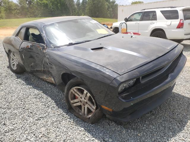 Salvage 2013 DODGE CHALLENGER - Small image. Lot 49963241