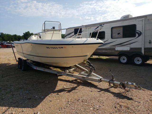 Salvage boats for sale at Charles City, VA auction: 2004 Seab Boat Only
