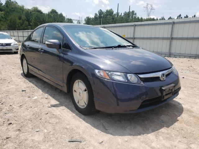 Honda Vehiculos salvage en venta: 2008 Honda Civic Hybrid