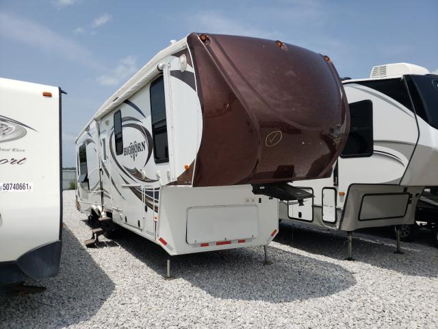 Heartland Travel Trailer salvage cars for sale: 2014 Heartland Travel Trailer