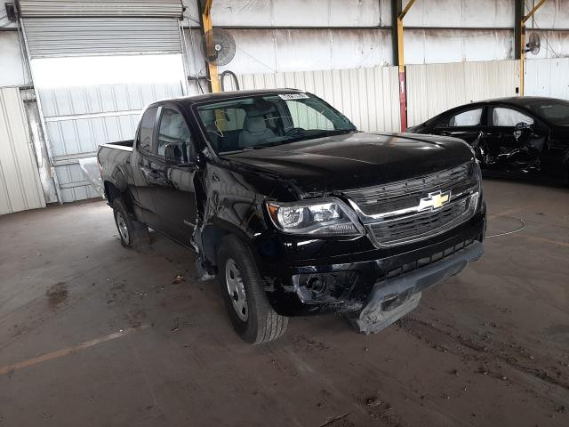 Chevrolet Colorado salvage cars for sale: 2019 Chevrolet Colorado