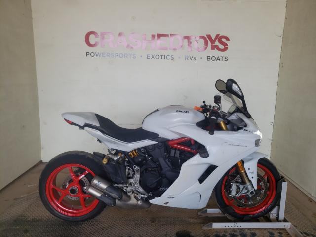 Ducati salvage cars for sale: 2018 Ducati Supersport