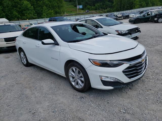 Salvage cars for sale from Copart Hurricane, WV: 2020 Chevrolet Malibu LT