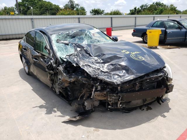 Vehiculos salvage en venta de Copart Wilmer, TX: 2018 Infiniti Q50 Luxe