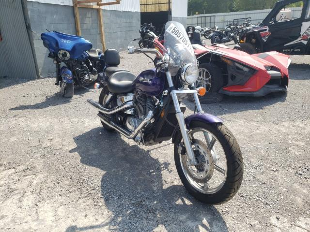 Salvage motorcycles for sale at Lebanon, TN auction: 2002 Honda VT1100 C