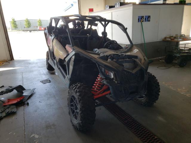 Salvage motorcycles for sale at Pasco, WA auction: 2020 Can-Am Maverick X