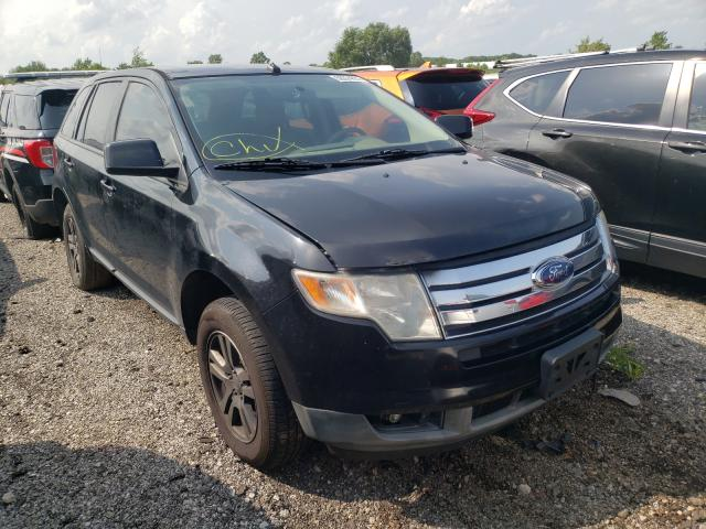 Salvage 2007 FORD EDGE - Small image. Lot 50374831