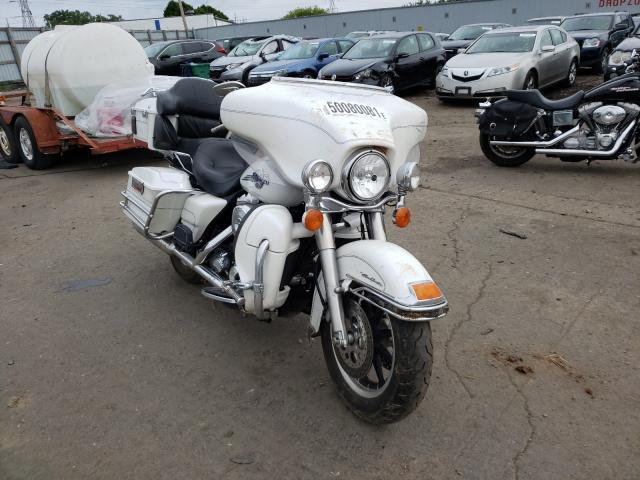 Salvage cars for sale from Copart Cudahy, WI: 2005 Harley-Davidson Flhtcui SH