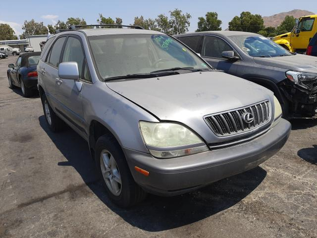Salvage cars for sale from Copart Colton, CA: 2003 Lexus RX 300
