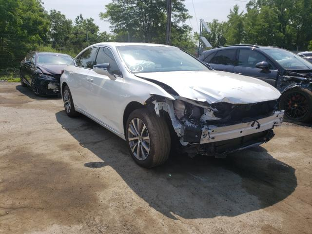 Salvage cars for sale from Copart Marlboro, NY: 2021 Lexus ES 300H