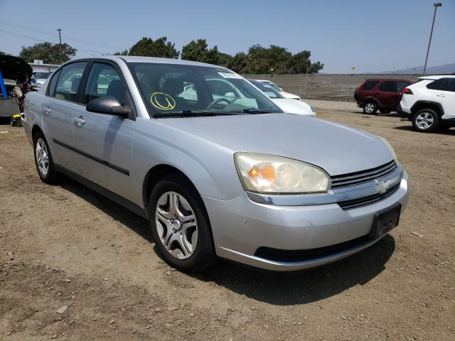Chevrolet Malibu salvage cars for sale: 2004 Chevrolet Malibu