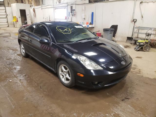 Salvage 2005 TOYOTA CELICA - Small image. Lot 50734791