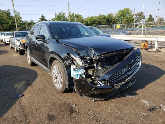 Salvage cars for sale from Copart Denver, CO: 2021 Mazda CX-9 Grand Touring