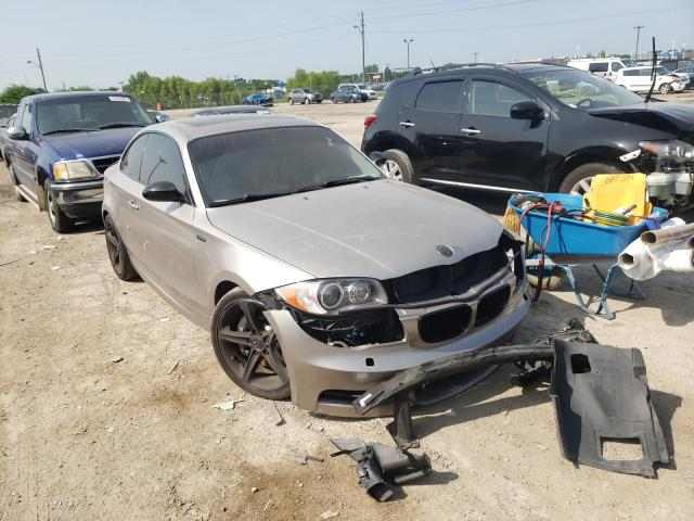 Salvage cars for sale from Copart Indianapolis, IN: 2009 BMW 135 I