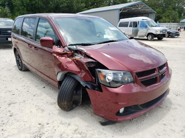 Salvage cars for sale from Copart Midway, FL: 2019 Dodge Grand Caravan