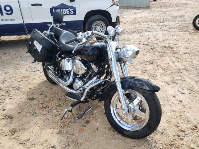 Vehiculos salvage en venta de Copart China Grove, NC: 2004 Harley-Davidson Flstfi