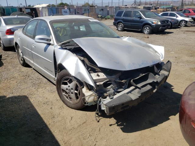 Salvage cars for sale from Copart San Martin, CA: 2002 Pontiac Grand Prix
