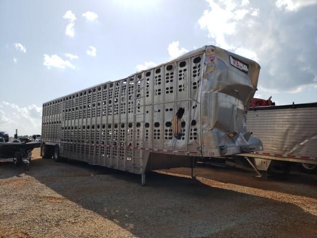Wilson salvage cars for sale: 2020 Wilson Cattle TRL
