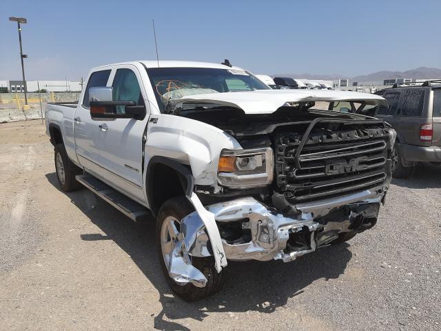 Vehiculos salvage en venta de Copart Las Vegas, NV: 2015 GMC Sierra K25