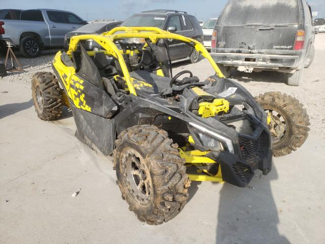 Salvage cars for sale from Copart Haslet, TX: 2019 Can-Am Maverick X