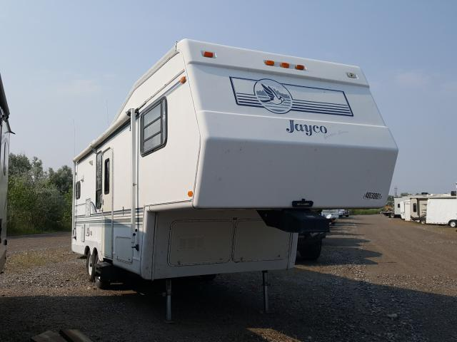 Salvage cars for sale from Copart Billings, MT: 1995 Jayco Trailer