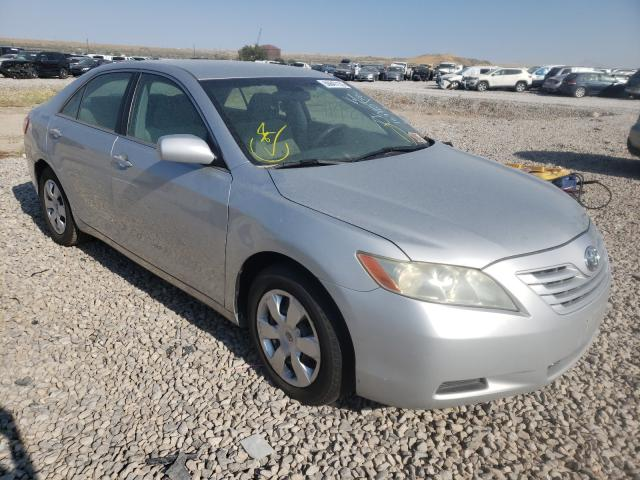 Salvage cars for sale at Magna, UT auction: 2007 Toyota Camry CE