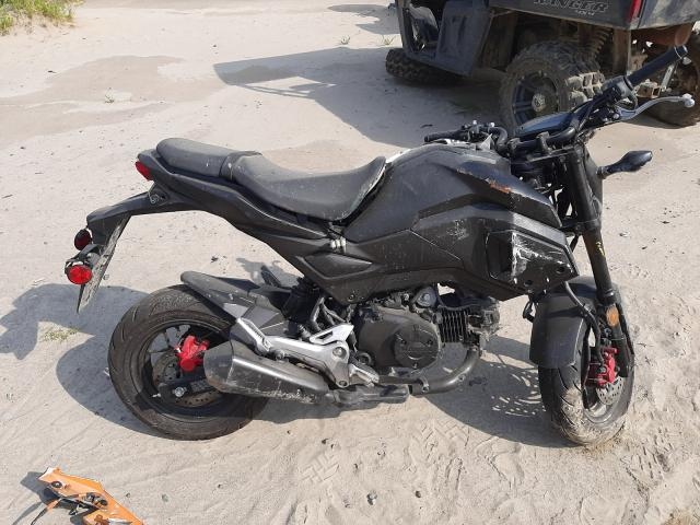Salvage cars for sale from Copart Conway, AR: 2020 Honda Grom 125