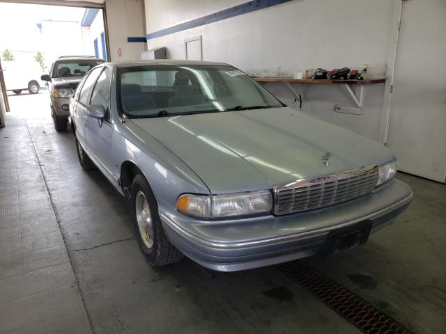 Salvage cars for sale from Copart Pasco, WA: 1994 Chevrolet Caprice CL