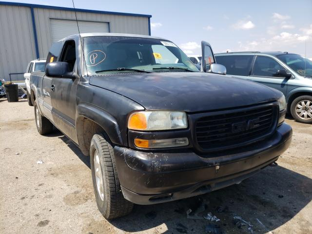 GMC salvage cars for sale: 2000 GMC New Sierra