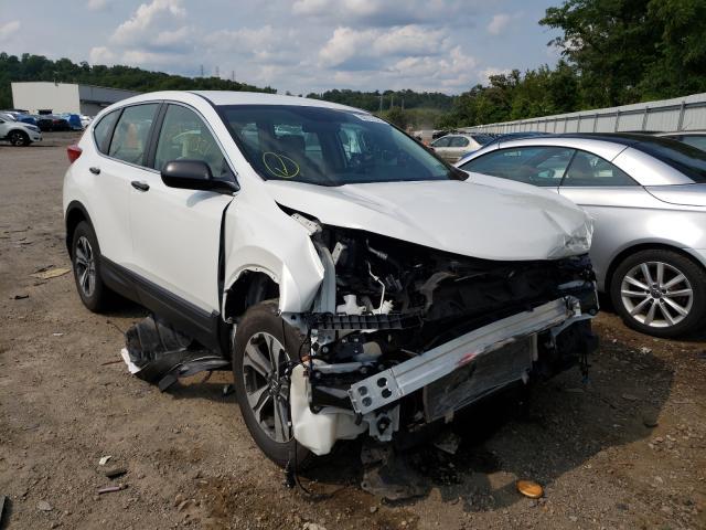 Vehiculos salvage en venta de Copart West Mifflin, PA: 2019 Honda CR-V LX