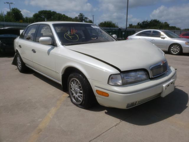 Infiniti Q45 salvage cars for sale: 1994 Infiniti Q45