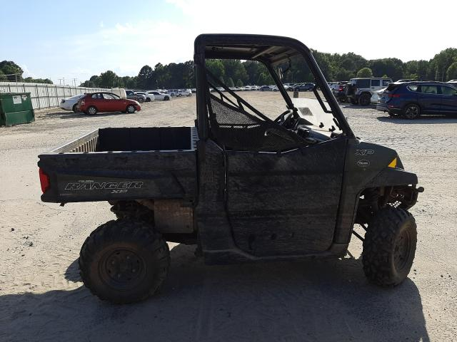 Salvage motorcycles for sale at Conway, AR auction: 2016 Polaris Ranger XP