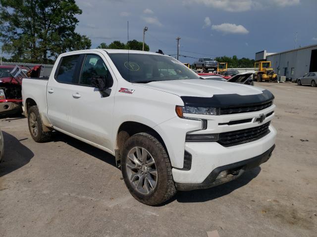 Salvage cars for sale from Copart Montgomery, AL: 2021 Chevrolet Silverado